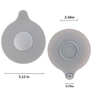 Gray silicone cover