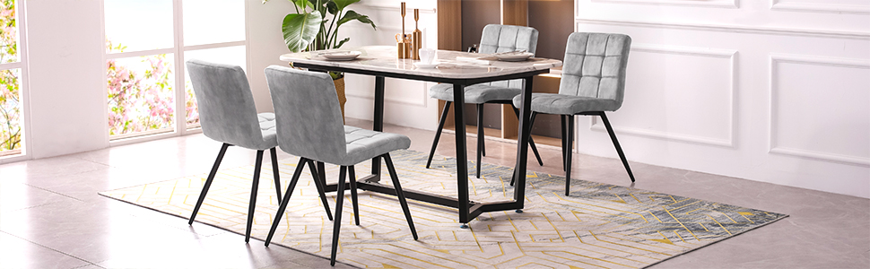 Duhome dining chair
