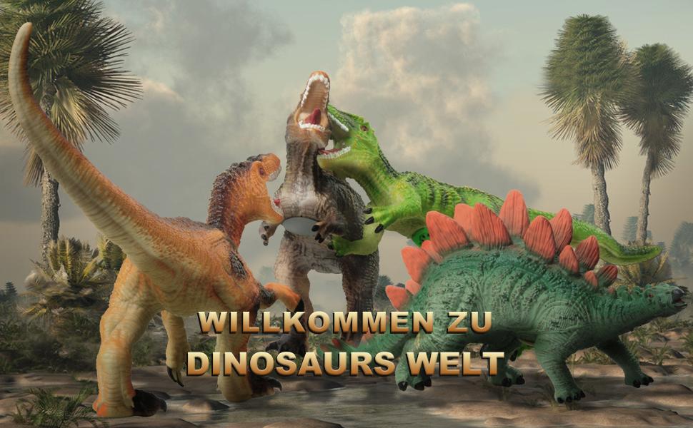 Dinosaurier Spielzeug
