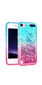 ipod touch 7th generation case for women girls