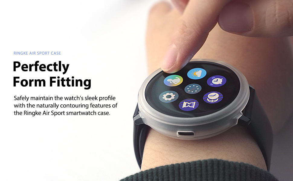 galaxy watch active 2 case and cover
