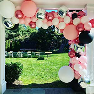 Baby Shower, bridal shower decoration, birthday and bachelorette party decorations