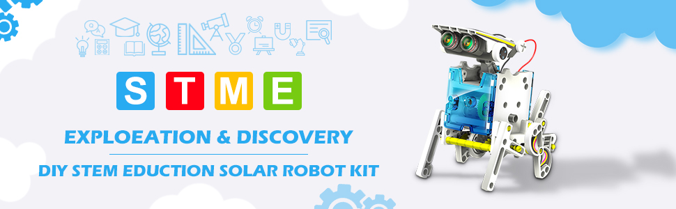 building robot kit
