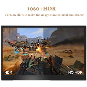 Portable Gaming Monitor 5