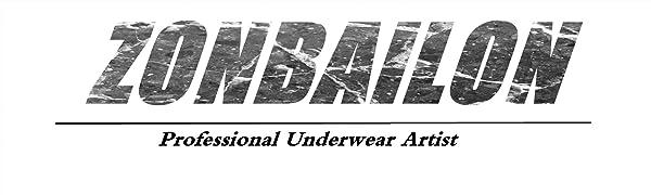 Zonbailon Mens Underwear