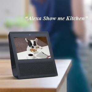 D3D F1-362B Indoor camera Works With Alexa