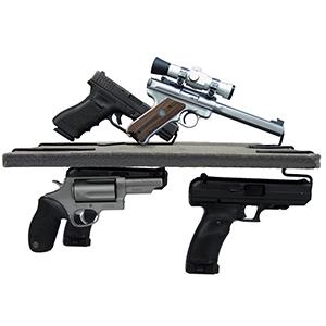 Handgun Hangers Variety Pack