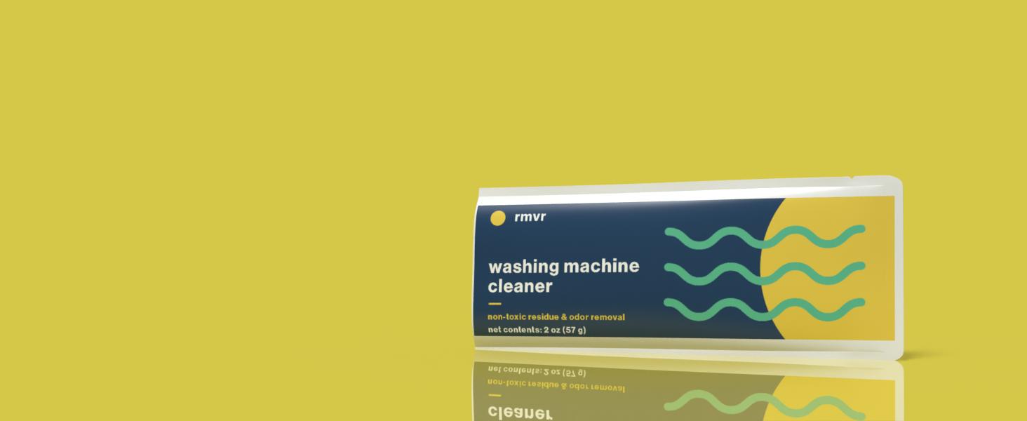 rmvr nontoxic washing machine cleaner