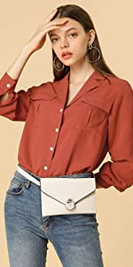Flame Red Shirt