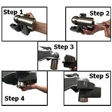 Easy Installation of Amplock Lock