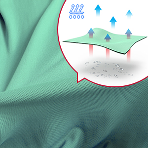 Dry Fit Moisture Wicking Fabric