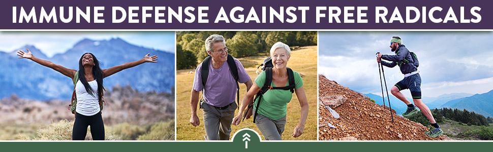 Immune, support, defense, balance, health, zinc, magnesium, health, antioxidants, bioperine
