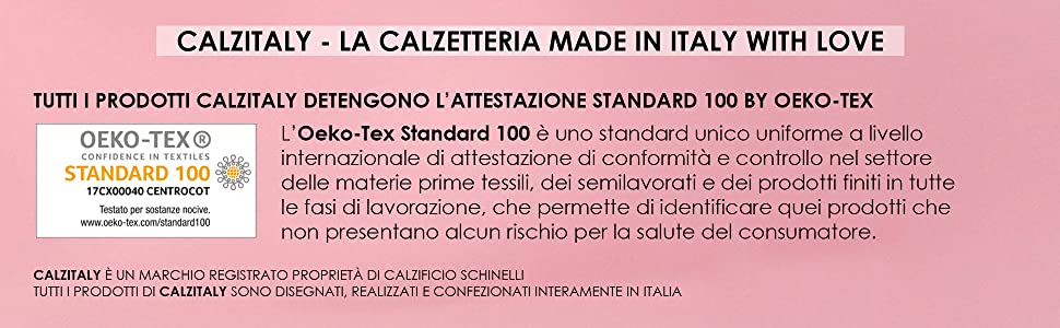 Calzetteria made in italy, calze made in italy, calzetteria italiana, calzetteria donna, calze donna