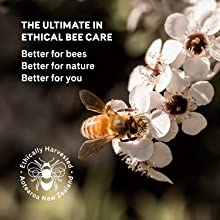 ethical bee care manuka honey