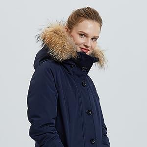 snow coat aki mountain jacket
