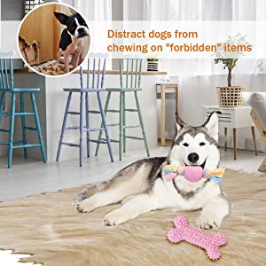 rope toys for puppies