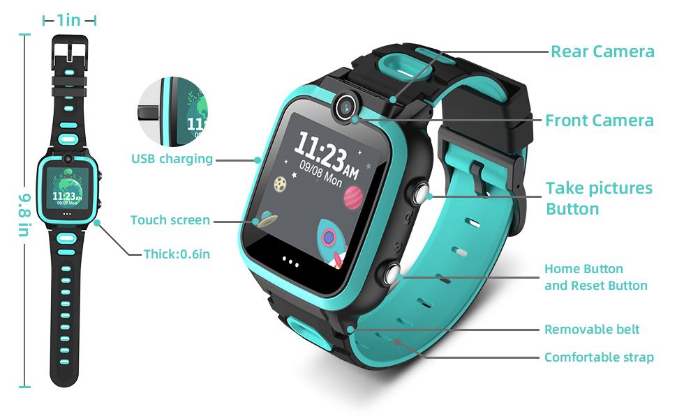 smart watch for youth girls smart watch for young kids smart watch kids girls