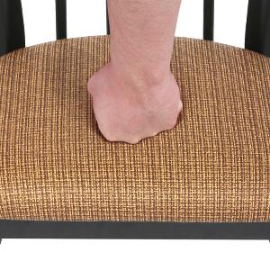 PU Leather Foam Cushion