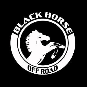 Black Horse Off Road Logo
