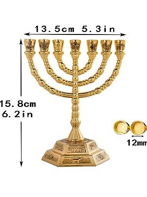 Hanukkah Menorah 1004