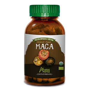 MACA CAPSULES AMAZON ANDES