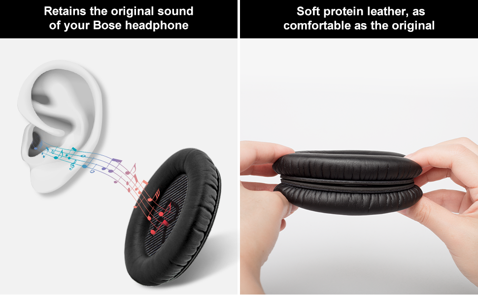 replacement ear pads bose