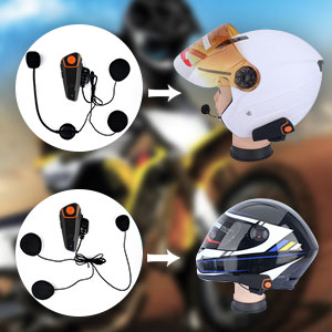 bluetooth motorrad headset