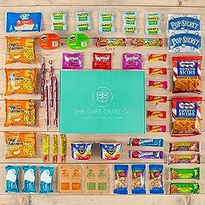 popular brand snack foods
