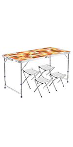 アウトドア 折りたたみ テーブル