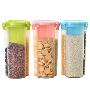 storage containar and jars