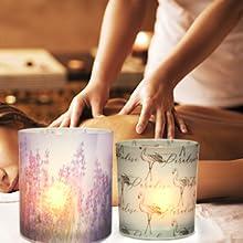 Romantic Tea Light Candle Holders