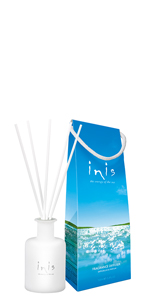 Inis The Energy of The Sea Fragrance Diffuser Set 3.3 Fluid Ounce