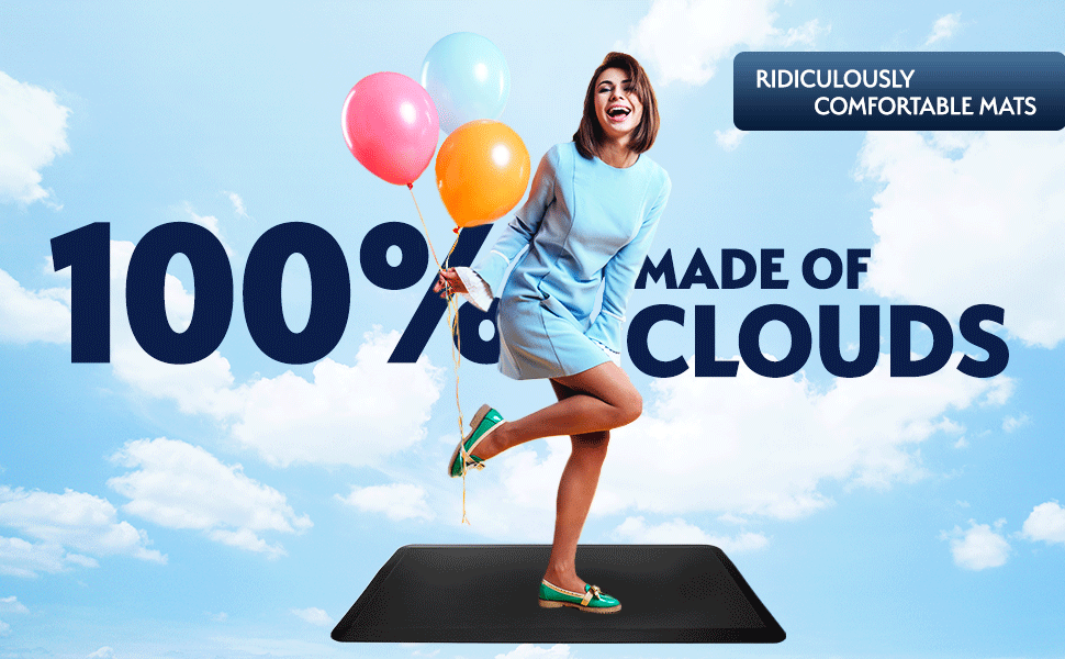 Sky Solutions Sky Mat Anti-Fatigue Mats