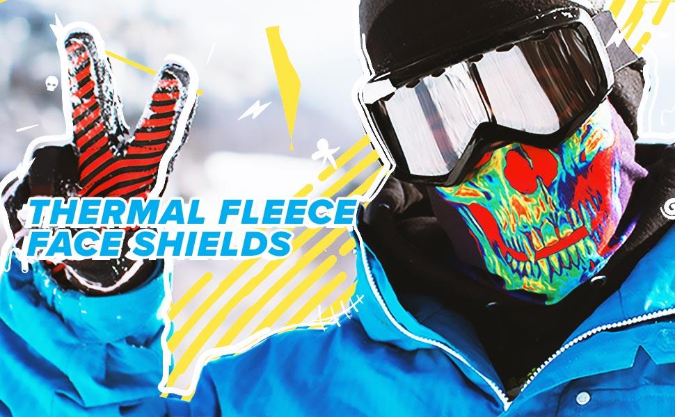 Bandana Neck Scarf Headwear UV Face Shield Frost Tech SA Co USA
