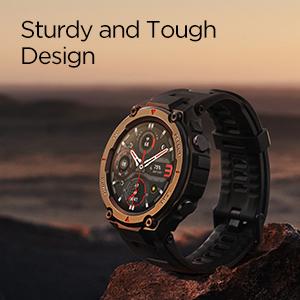 amazfit t rex pro smartwatch
