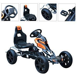 Pedal Powered Go Kart Racer
