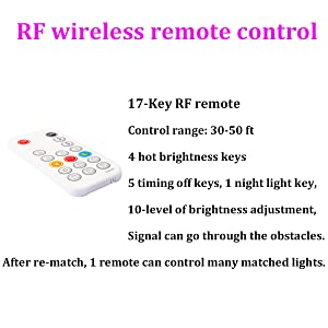remote strip light