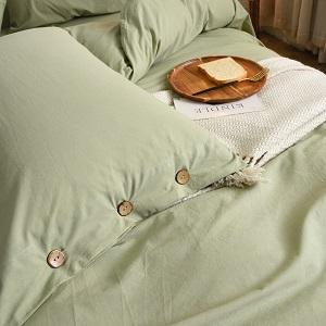 cotton duvet cover king queen twin