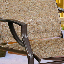 Spring Patio Motion Chairs