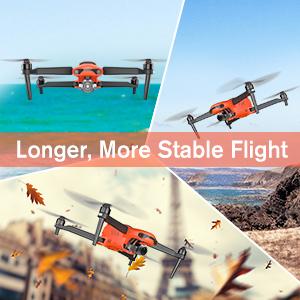 Autel Robotics EVO II Pro 6K HDR Camera 40 Min Flight 35 Min Hover