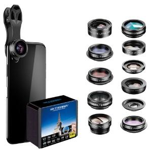 selfie lens telephone lens cellphone lens wide and macro kit hd lens film lens video lens iphone