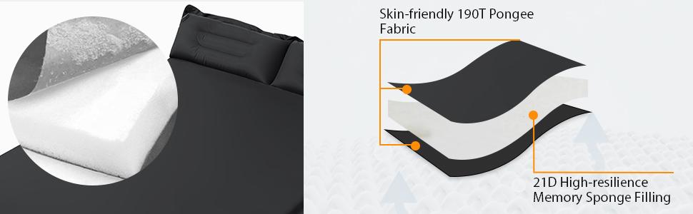 Ubon Self-inflating Sleeping Pad