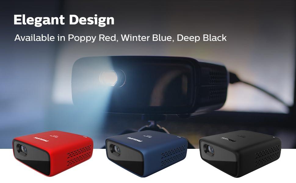 elegant design poppy red winter blue deep black