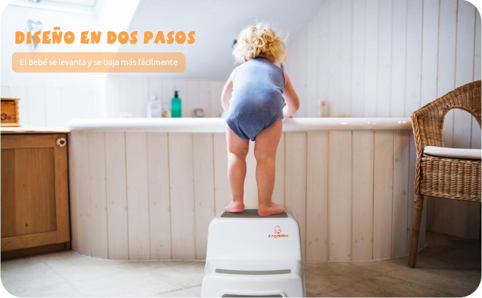 baby step stool