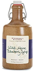 Stonewall Kitchen Blueberry Syrup