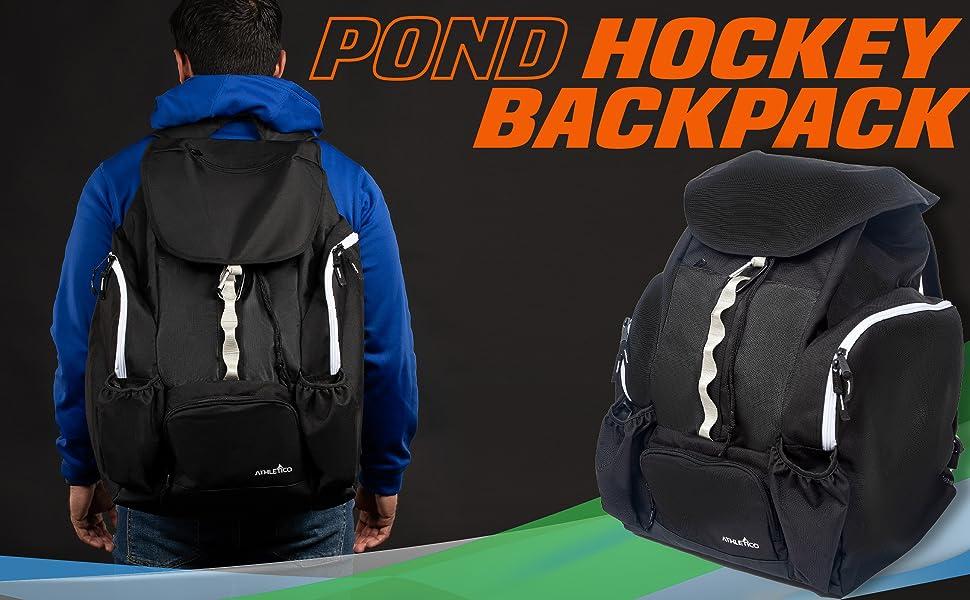 Athletico Hockey Backpack