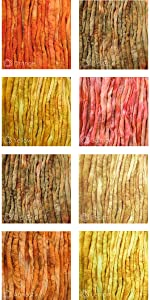 bfl fiber wool roving spinning felting merino hand dyed pencil roving cruelty free sustainable