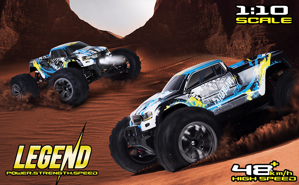RC Car monster truck