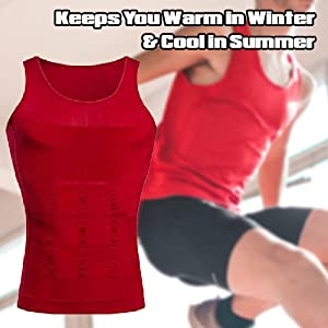 Keeps You Warm in Winter & Cool in Summer