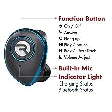 Raycon True wireless earbuds